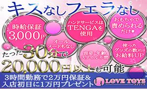 LOVE TOYS(ラブトイズ)十三